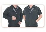 J013.9000 Detachable Sleeves Microfibre Jacket