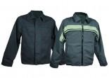 J018.14400 2 Way Premier Cotton/Microfiber Jacket